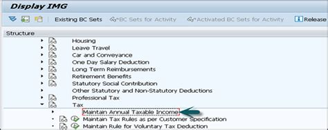 Professional Tax Which Section by Sap Payroll Net Part