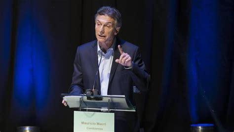 argentina debate macri rechaz 243 la invitaci 243 n de massa quot el debate ser 225 con