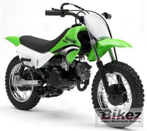 Kawasaki Kdx 50 by 2005 Kawasaki Kdx 50 Specifications And Pictures