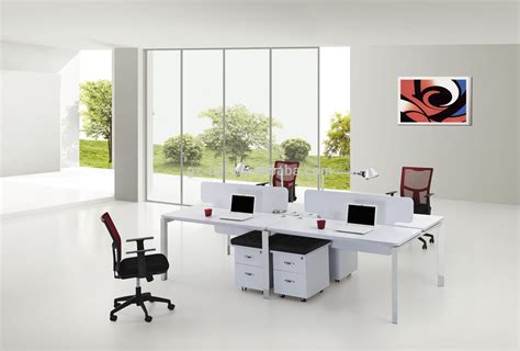 two person desk home office furniture sale modern modular office workstation 2 person office