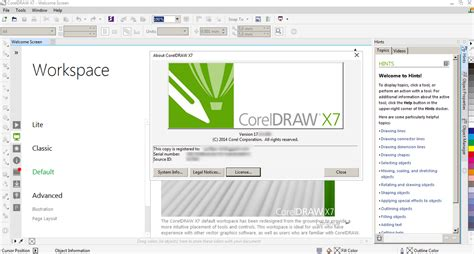 corel draw x5 with keygen first software free download graphic design school web design school 3d animation