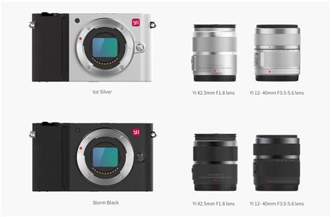 Xiaomi Yi M1 Kamera Mirrorless by M1 Mirrorless Digital From Xiaomi Yi Xiaomi Mi