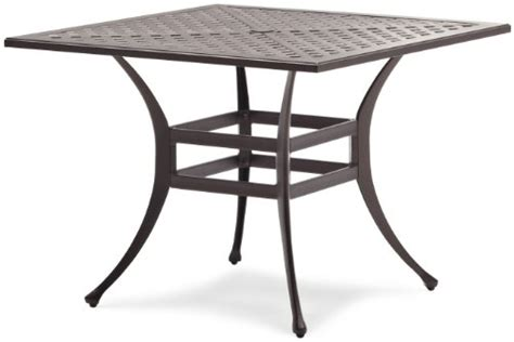 Clearance Patio Table Patio Sets Clearance Strathwood Bainbridge Cast Aluminum Dining Table Discount