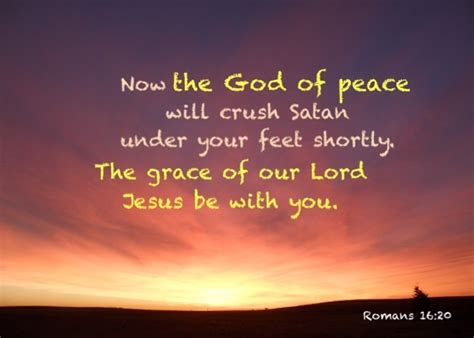 romans 16 20 pictures to pin on pinterest pinsdaddy