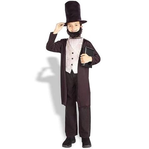abraham lincoln costume for child patriotic costumes for july 4th