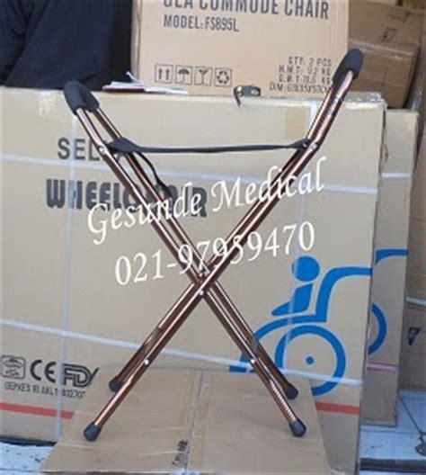 Tongkat Jalan Dengan Kursi tongkat kursi bisa dilipat fs9111l alat bantu jalan