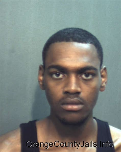 Jackson County Florida Arrest Records Jarvis Jackson Arrest Mugshot Orange County Florida 06 12 2010