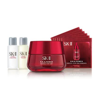 Trial Kit Sk Ii Indonesia r n a power radical new age trial kit sk ii singapore
