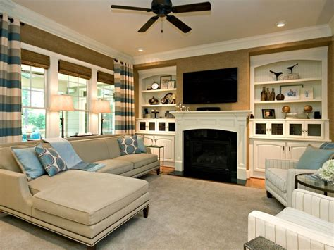 hgtv family room designs family room for five rebecca driggs hgtv