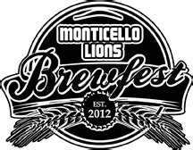 the sponsors monticello lions brewfest