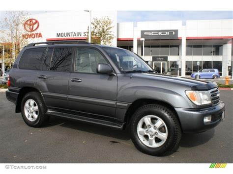 land cruiser 2005 2005 galactic gray mica toyota land cruiser 39739031
