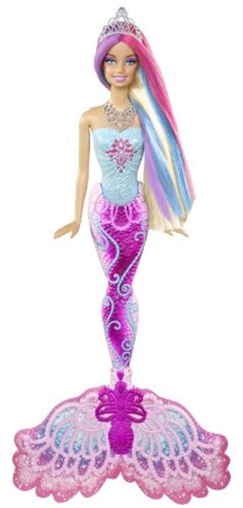 color magic mermaid doll the world s catalog of ideas