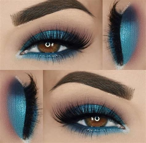 Eyeshadow For Dress makeup tips and ideas for your blue dress