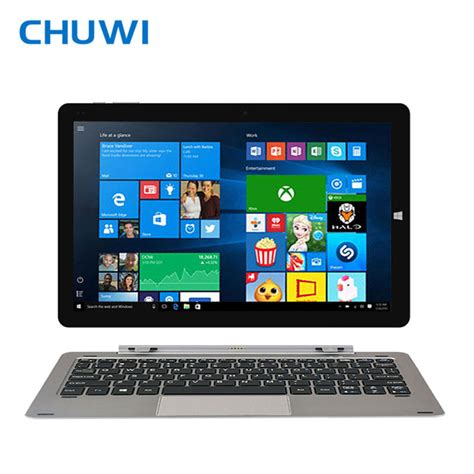 windows 10 on android tablet chuwi official 10 8 inch chuwi hi10 plus dual os tablet pc windows 10 android 5 1 intel atom