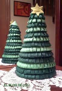el blog de loli 193 rbol de navidad de fieltro