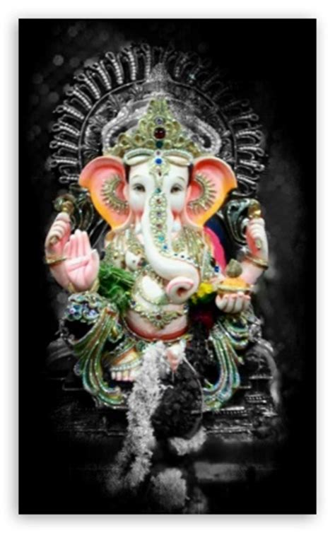 ganpati hd wallpaper  mobile gallery