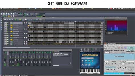 dj software free download full version windows 7 best dj software for win xp 7 8 mac os download free full
