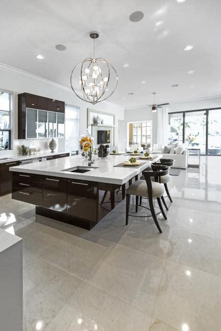 beautiful kitchens  white cabinets  modern