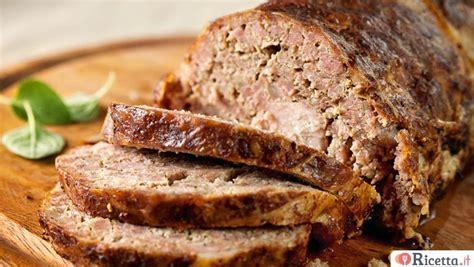 come si cucina il polpettone al forno ricetta polpettone al forno consigli e ingredienti