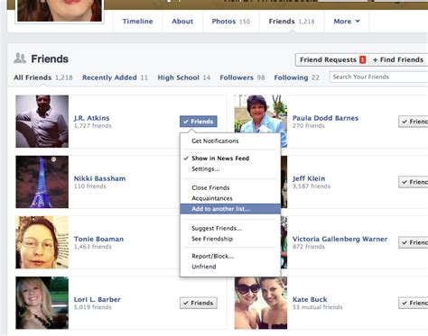 are they all yours facebook newhairstylesformen2014com facebook friends list on profile www pixshark com