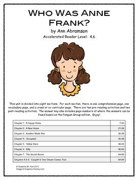 anne frank biography ks2 planning all worksheets 187 anne frank worksheets printable