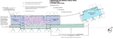 floor plan of the simpsons house simpson lee house glen murcutt mt wilson sydney au