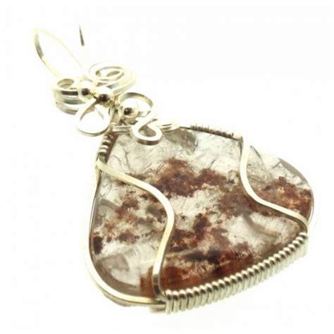garden quartz gemstone pendant design