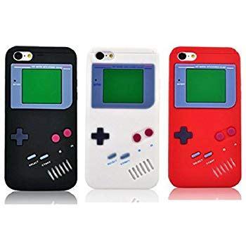 Bumper Iphone 6 4 7 Inch 6g 6s iphone 6 retro 3d boy gameboy design