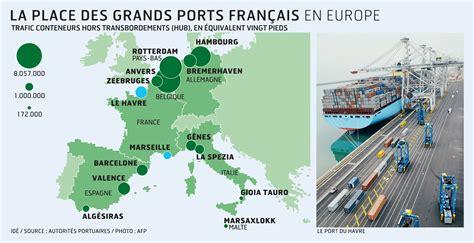 les grands ports fran 231 ais 224 la reconqu 234 te de leurs march 233 s