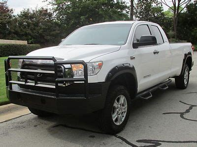Toyota Tundra 08 For Sale Find Used 08 Tundra Sr5 V8 4x4 Leather One Owner West