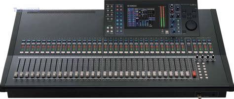 Mixer Yamaha 32 Channel mixer yamaha ls9 32