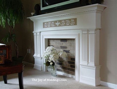 Faux Fireplace Surround by The 25 Best Faux Fireplace Mantels Ideas On Mantle Faux Fireplace And Faux Mantle