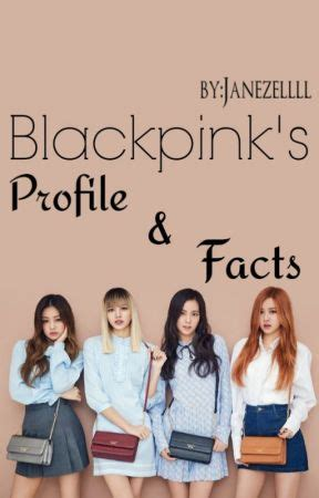 blackpink education blackpink s profile and facts park chae young wattpad