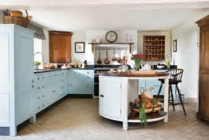 country blue kitchen cabinets 27 blue kitchen ideas pictures of decor paint cabinet