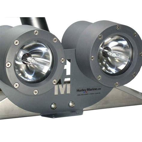boat trim tab lights hid light maintenance program hurley marine