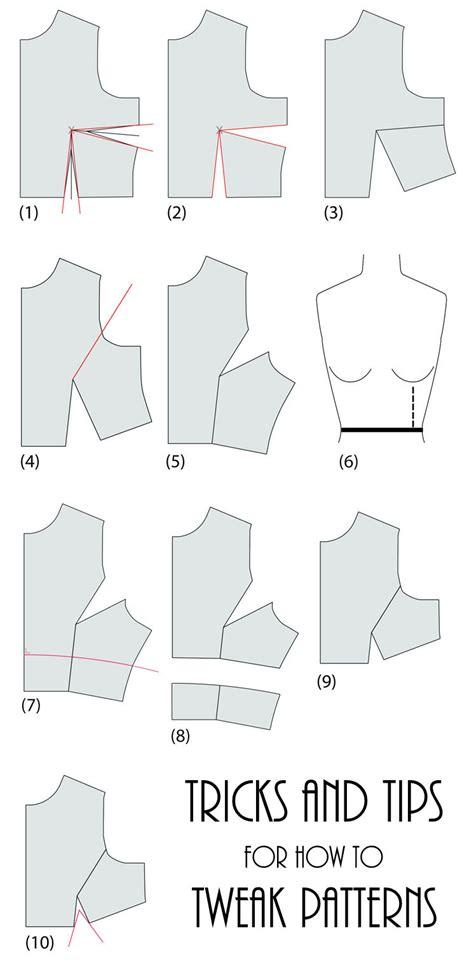 pattern making types how to tweak sewing patterns rae gun ramblings