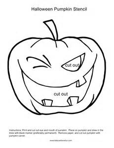 Pumpkin Cut Out Template by Best Photos Of Pumpkin Cut Out Stencils