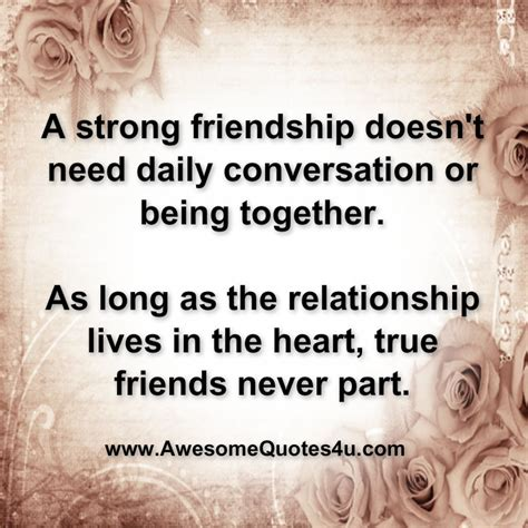 Awesome Quotes Awesome Quotes About True Friends Quotesgram