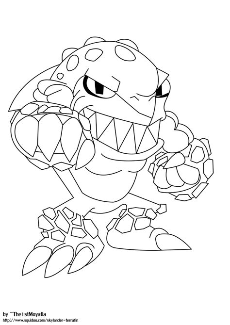 skylanders printable coloring pages az coloring pages