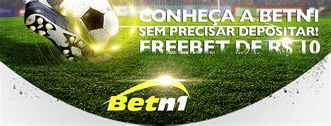 betn1 mobile 10 reais sem depositar para experimentar a betn1