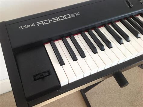 Keyboard Roland Rd 300sx roland rd 300sx digital stage piano cowes wightbay