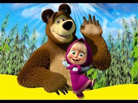 masha i medved masha and the bear giant youtube ᴴᴰ new маша и медведь masha and the bear masha i medved