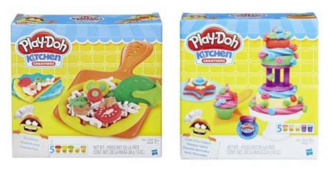 Play Doh Kitchen Creations Chef Set by Play Doh Kitchen Creations Sets Only 4 88 Each