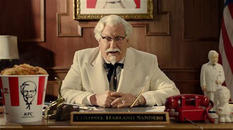 kfc commercial actress darrell hammond is kfc s colonel sanders the interrobang