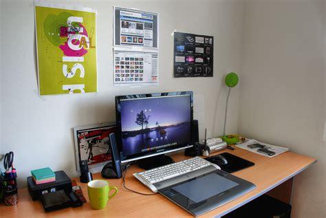 cool computer desk setups promoteinterior cool computer setups