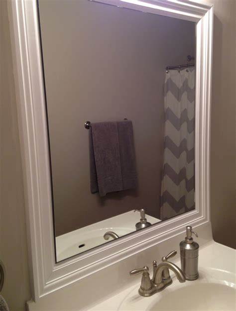 moen bathroom mirrors fresh unique bathroom mirror in brushed nickel 20733