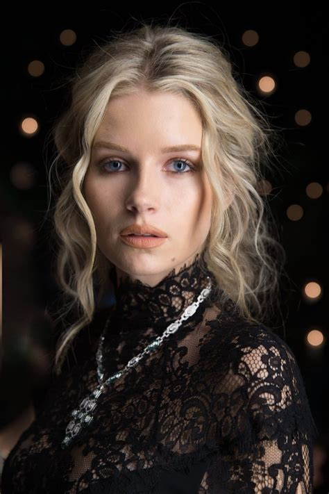 lotte moss lottie moss named bulgari accessories ambassador