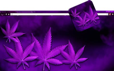 theme google chrome weed weed purplehaze chrome web store