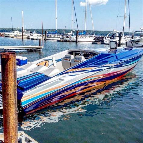 fountain boats boat trader fountain boat offshore boats pinterest fountain