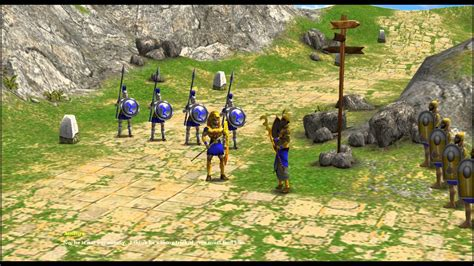 in the age of age of mythology the titans cutscenes 1 2 youtube